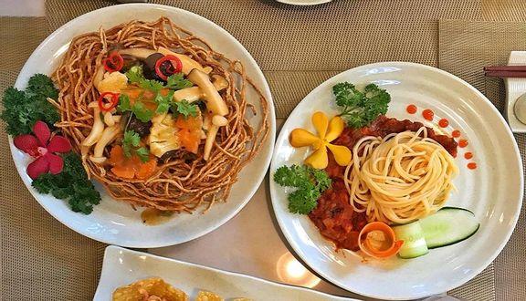 Hoa Lúa Chay - Vegetarian