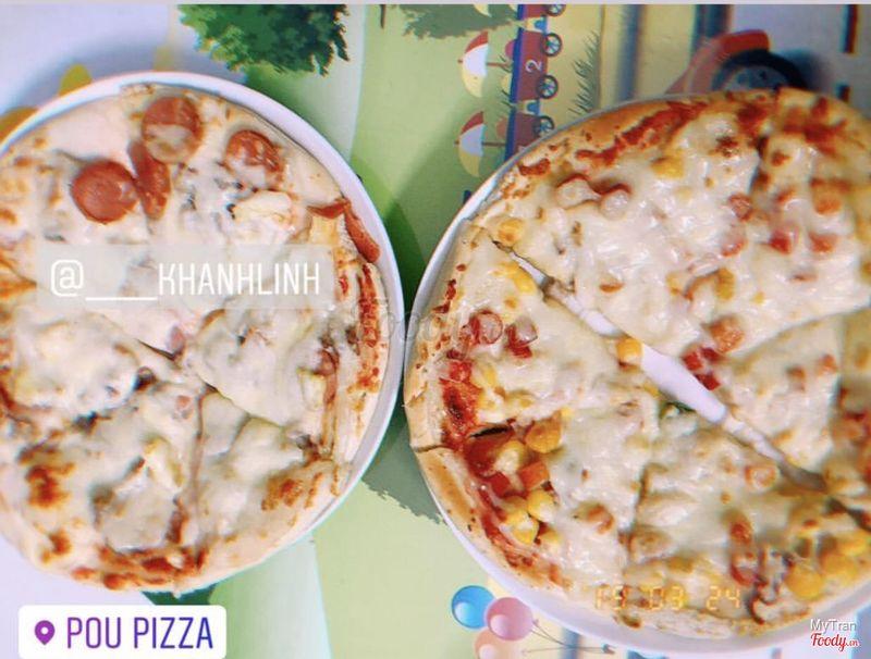 Pizza nhiều cheese nhất mình từng ăn. Đế bánh k dày như các loại pizza khác, vừa dùng vừa giòn ăn k ngán. Topping thì nhiều loại. Mình sẽ vẫn chọn pizza PoU cho những lần sau.
