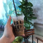 Cafe khá ngon, đậm vị