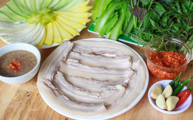 Hương Quê - Bánh Tráng Cuốn Thịt Heo & Mì Quảng