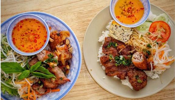 Cô Ba Sài Gòn - Bún Thịt Nướng & Cơm Thịt Xiên - Lê Lai