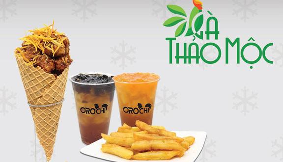 Orochi Chicken - Gà Sốt Ốc Quế - Cống Quỳnh