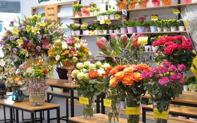 Dalat Hasfarm Flower Shop - Hai Bà Trưng