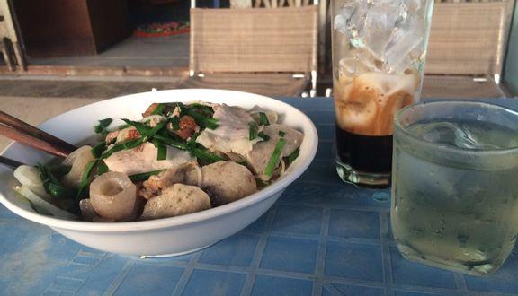 Cafe & Hủ Tiếu - Dương Công Khi