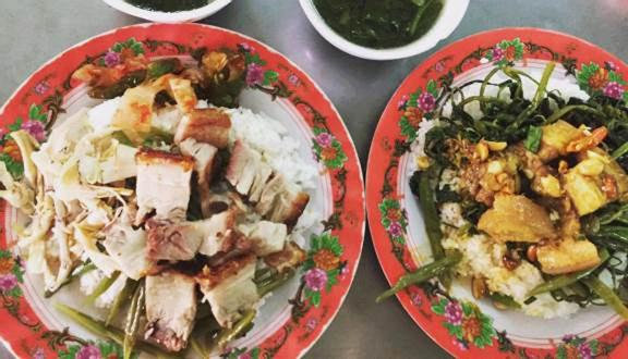 Cơm Vạn Hạnh - Lê Hồng Phong