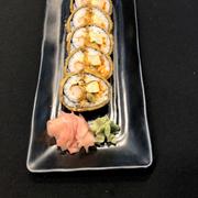 Cuộn sushi chiên