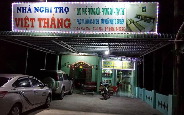 Nhà Nghỉ & Quán Ăn Việt Thắng