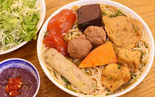 Trí Bún Riêu - Bún Riêu Đà Lạt - Lâm Văn Bền
