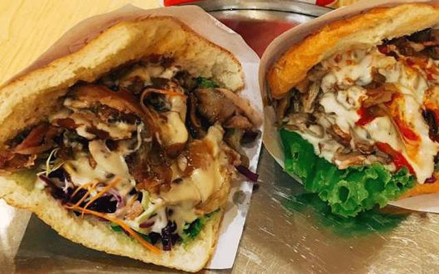 Panda - Doner Kebab - Thành Thái