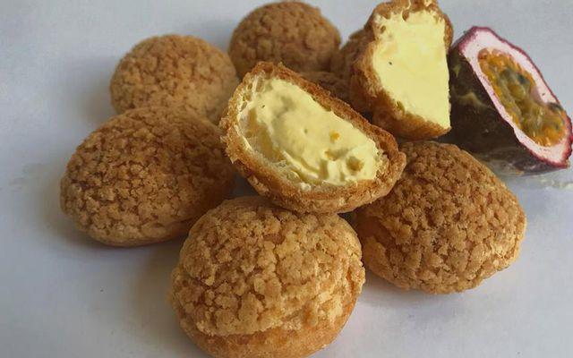 Bánh Su Kem - Nha Cakes