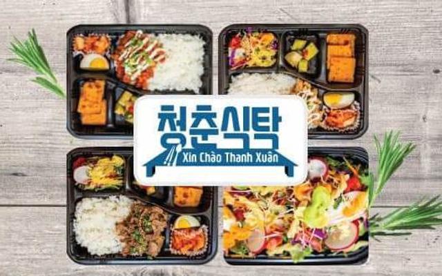 Xin Chào Thanh Xuân - Cơm Hộp & Kimbap Hàn Quốc - Vũ Hữu
