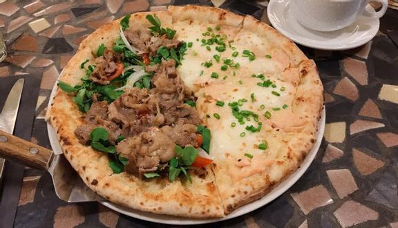 Pizza 4P's - Pizza Kiểu Nhật - Xuân Thủy