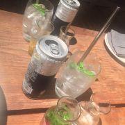 Passion & Berries Soda