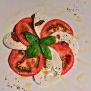 House-made Mozzarella with DaLat Tomato Caprese