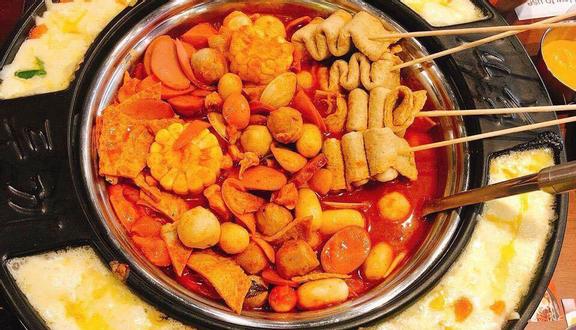 Dookki Việt Nam - Lẩu & Buffet Tokpokki - Vincom Plaza Skylake