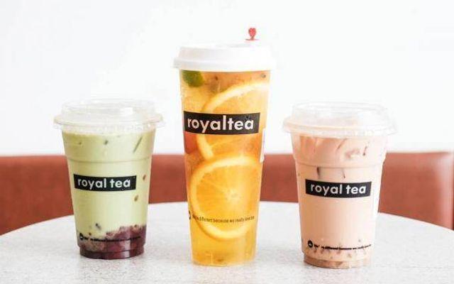 Royaltea - Lê Duẩn