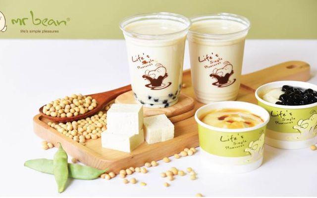 Mr Bean - Sữa Đậu Nành Hữu Cơ Singapore - Machinco Trần Phú