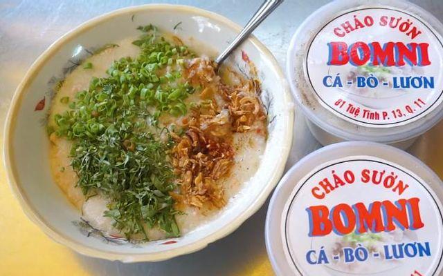 Cháo Sườn Bomni - Chợ Bình Long