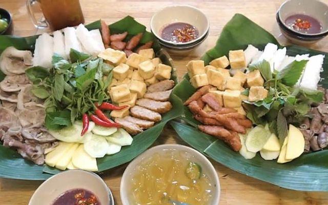 Bún Đậu Mắm Tôm A Chảnh - Phan Trung