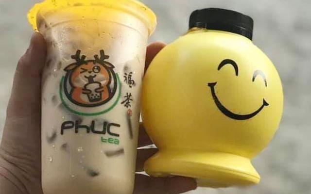 Phúc Tea - Trà Sữa Đài Loan - Lý Tự Trọng