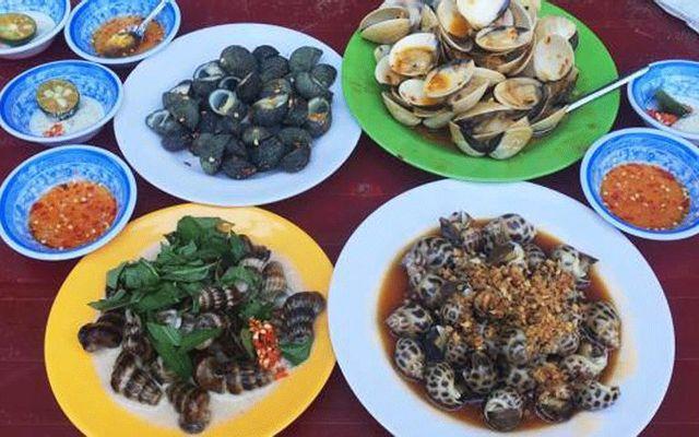 Quán Ốc 63 - Dương Thị Giang
