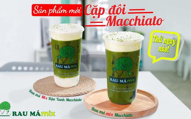 Rau Má Mix - Lê Quang Định