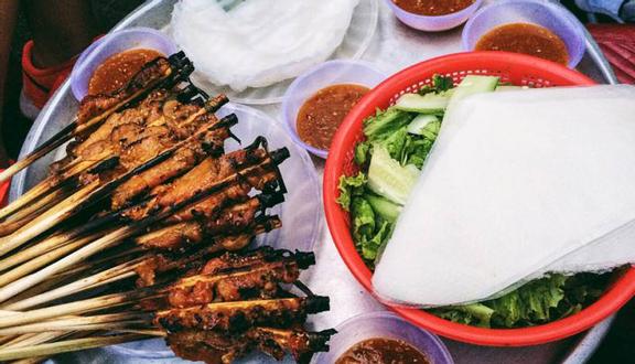 Bánh Ướt Thịt Nướng Cô Lợi - Nguyễn Huệ