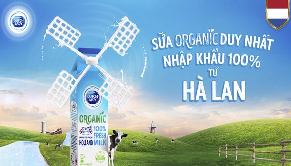 Sữa Cô Gái Hà Lan - Thanh Tú - C00027808