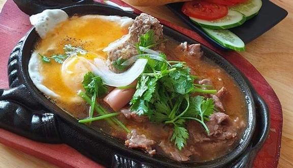 Bếp Chin Chin - Bò Né, Ốp La & Xíu Mại