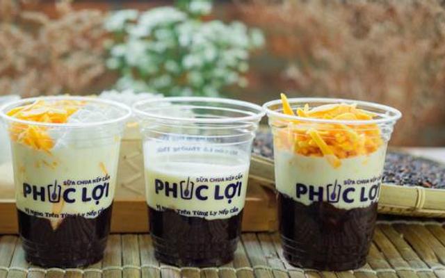 Phúc Lợi - Sữa Chua Nếp Cẩm - Quang Trung