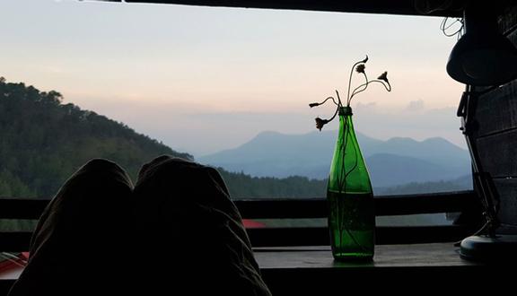 Dew Mountain View