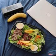 Salad bò với gà ngon và đầy đặn ! Healthy - From Lộc Lộc