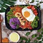 Salad Tôm trứng vào thứ 5