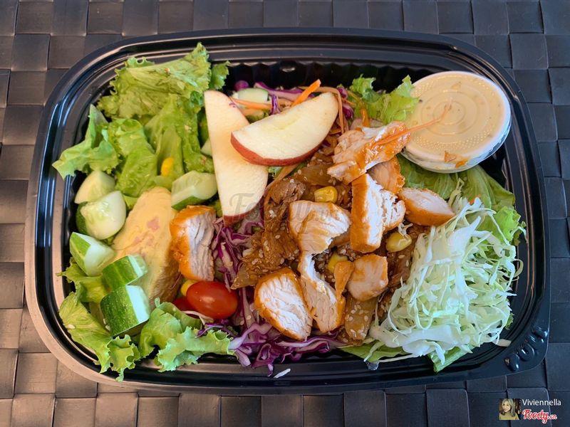 Salad thập cẩm .. ngon nà