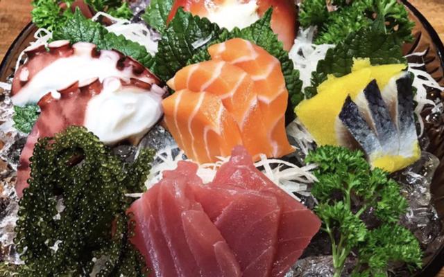 Rin Sushi - Nguyễn Biểu
