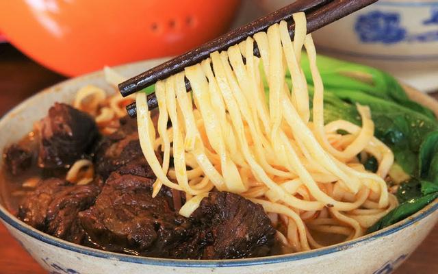 Jeffrey's Kitchen - Taiwanese Beef Noodle & Dumpling