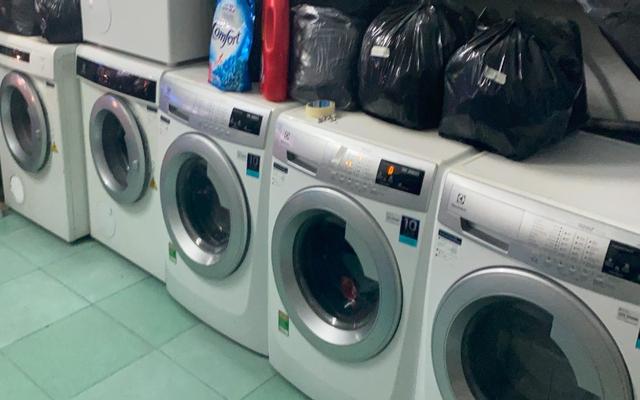 Giặt Sấy Ủi Thanh Ngân