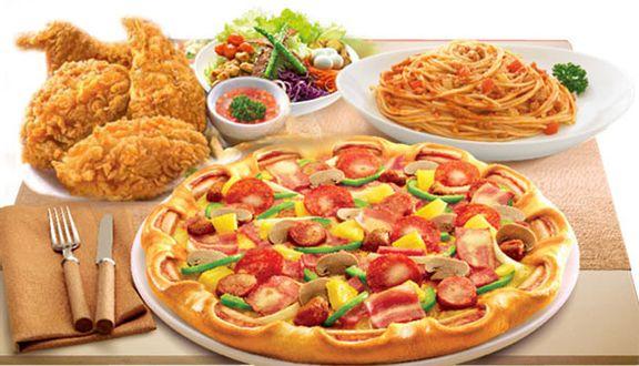 Pizza Quick - Gà Rán & Fastfood Online