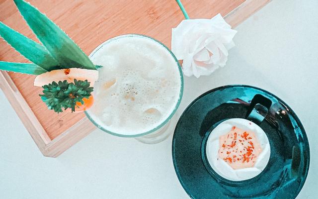 Tony's - Coffee - Nguyễn Đình Thi