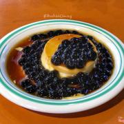 Caramel trân châu đường đen 🍮
