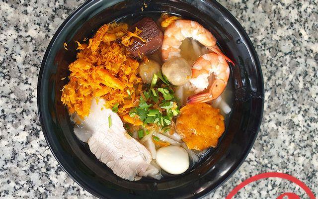 Bánh Canh Cua Phong