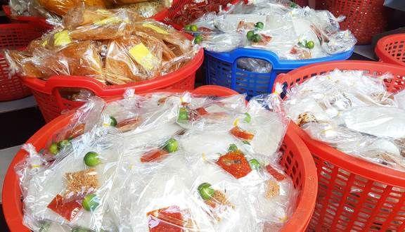 Ngọc Trinh - Bánh Tráng Siêu Cay - Hậu Giang