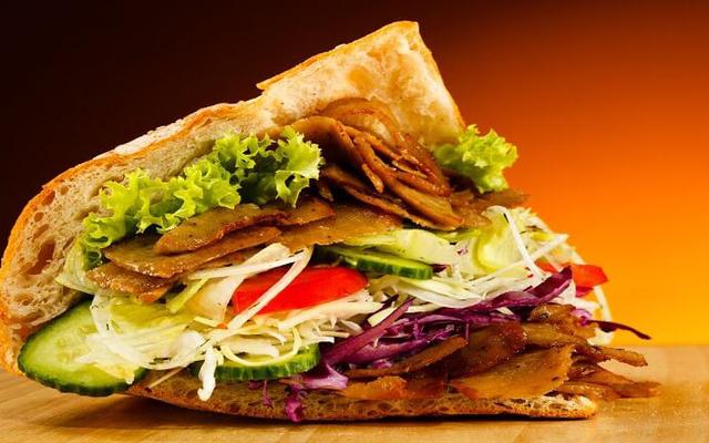 Kebab Nova - 395 Âu Cơ