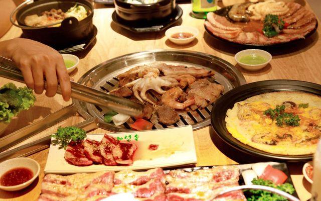 Mr BBQ - Thịt Nướng Hàn Quốc