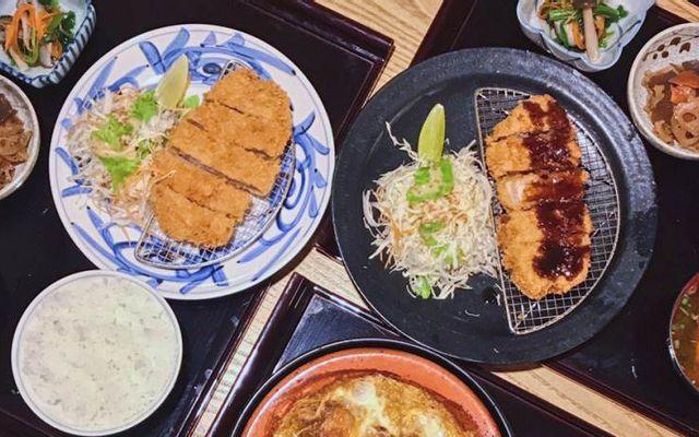 Fujiro - Cơm Set Nhật Bản - Thái Văn Lung