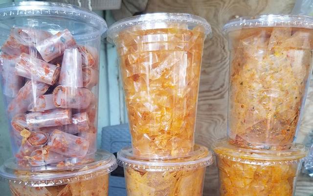 Bánh Tráng Trộn Châu Ngọc - Trịnh Đình Trọng