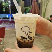 Sữa tươi trân châu đường đen 22k