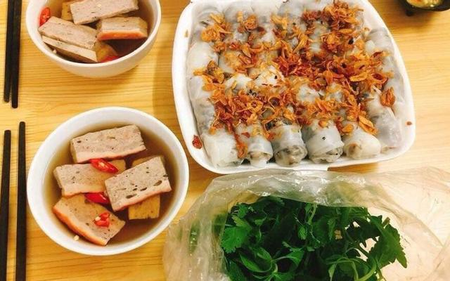 Bánh Cuốn Nóng & Bún Chả - Mậu Lương