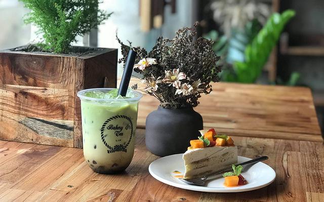 Lip Tea & Cake - Lê Văn Khương