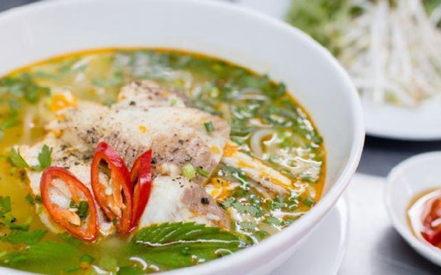 Bánh Canh Cá Lóc Bathao